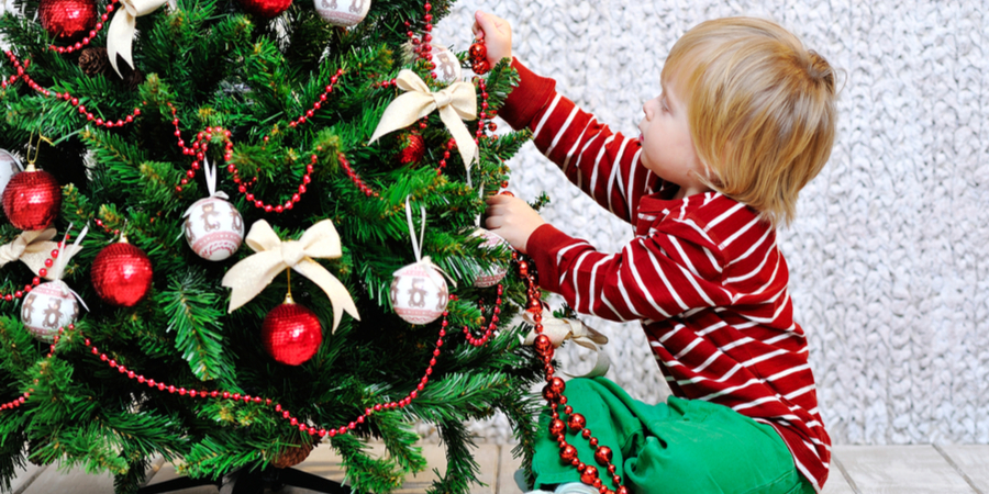 toddler holiday safety tips