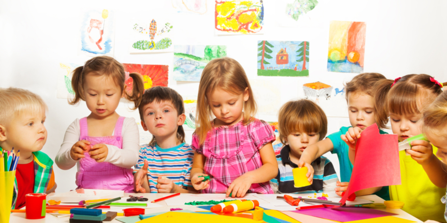 benefits of preschool